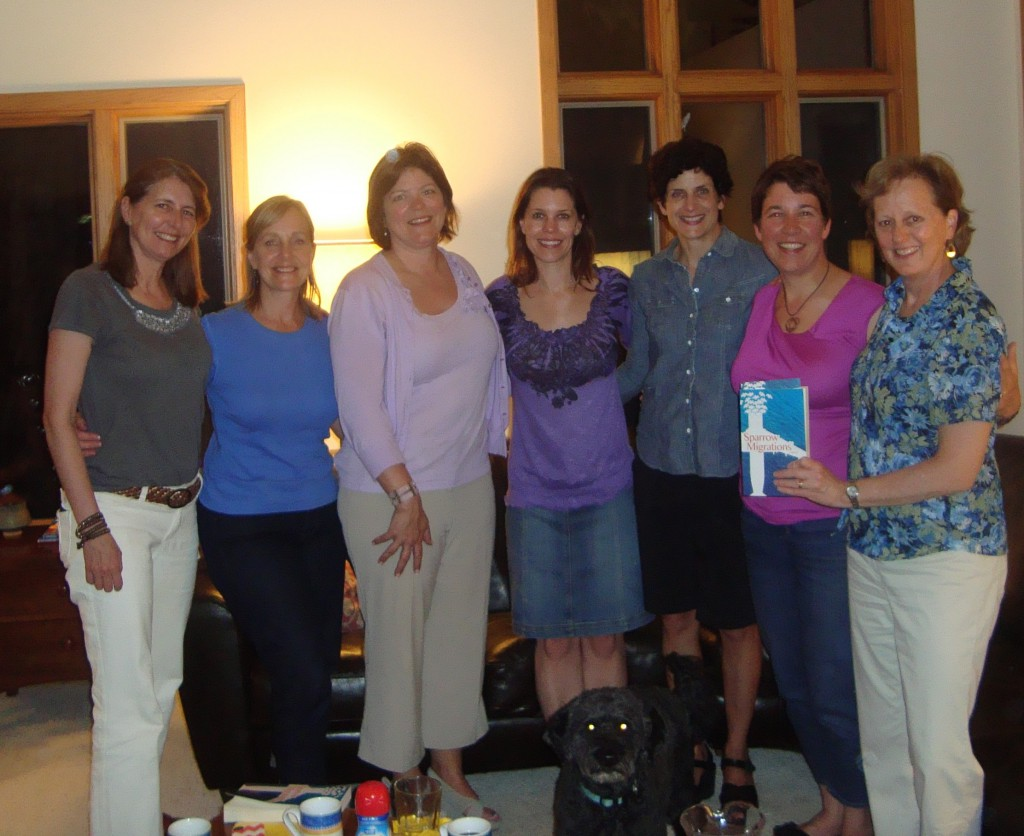 Book clubs rock.