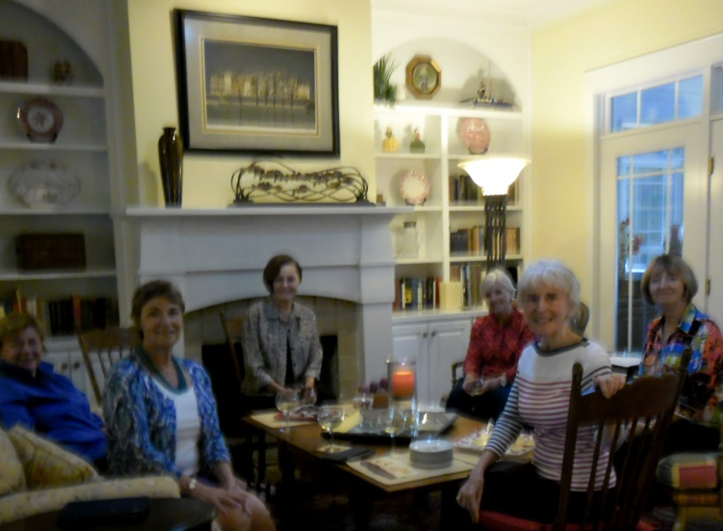 Pinehurst, N.C. book club